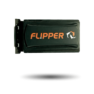 Fl!pper Standard - Flipper for aquariums up to 12mm. Flipper Cleaner